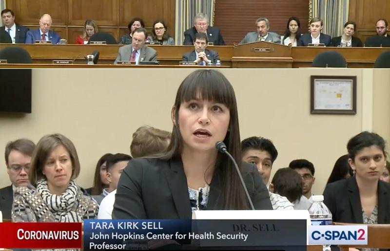 Hypermind présenté au Congrès US