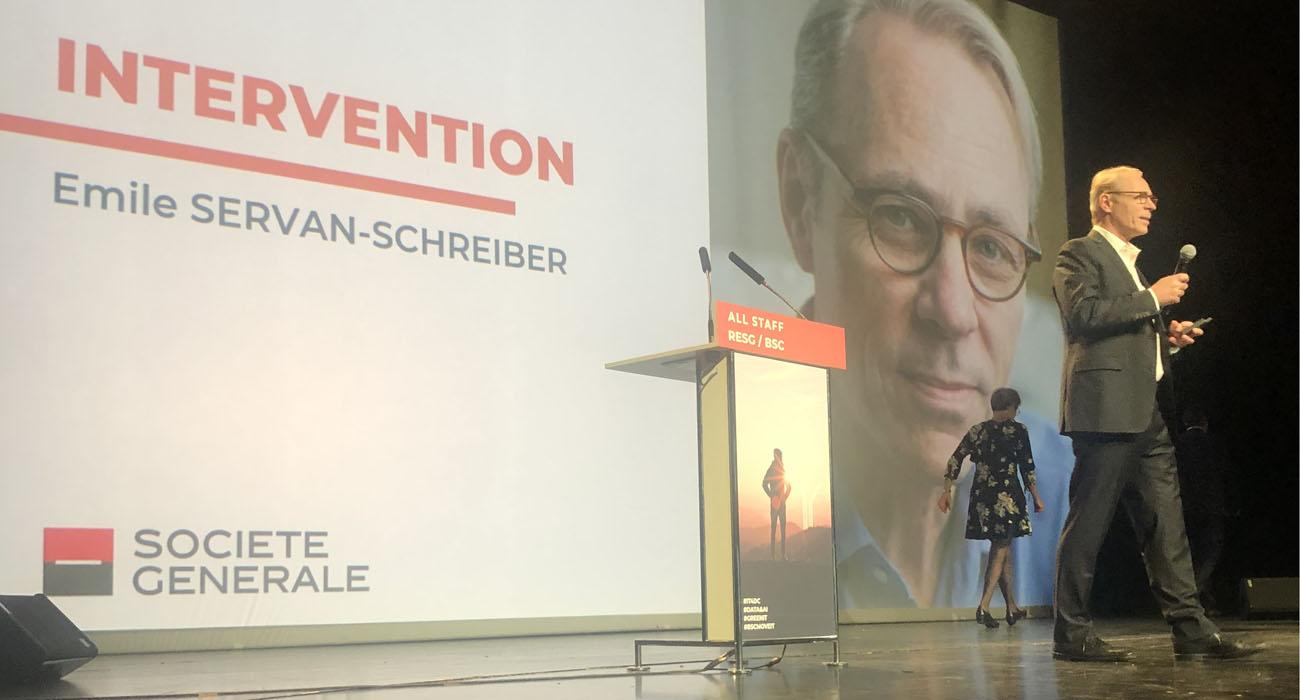 Emile Servan-Schreiber